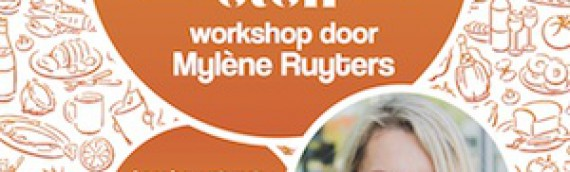 Workshop – Mindful eten door Mylène Ruyters- 27 augustus